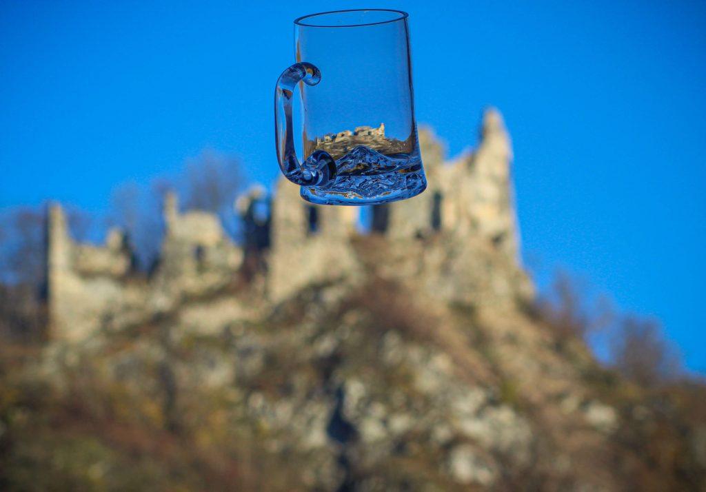 pivny pohar hrad